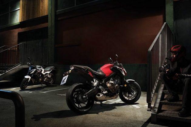 2018 Honda CB650F exterior '1 630x421 2018 Honda CB650F Price