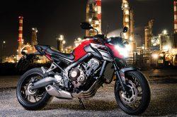 2018 Honda CB650F exterior 54 250x166 2018 Honda CB650F Price