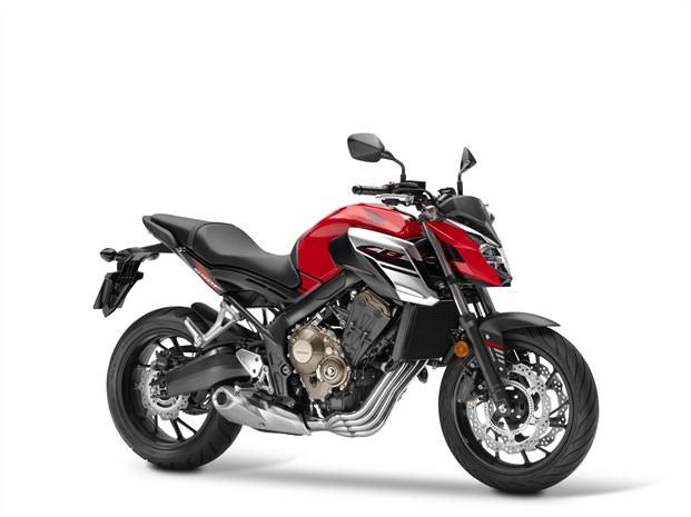 2018 Honda CB650F exterior 2018 Honda CB650F Price