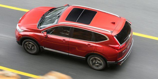 2018 Honda CR V 3.3 630x315 2018 Honda CR V Hybrid Release Date