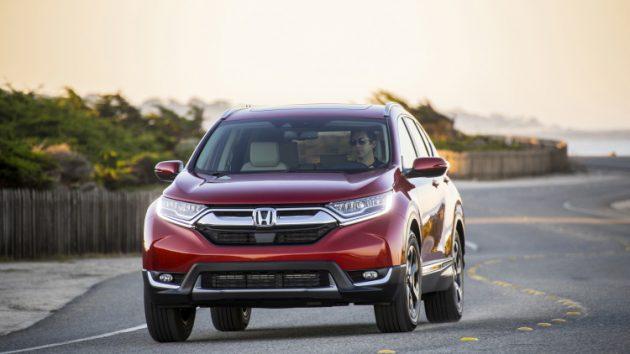2018 Honda CR-V EXT 5