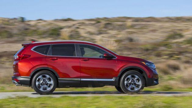 2018 Honda CR V 6 630x354 2018 Honda CR V Price