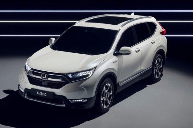 2018 Honda CR V 8 630x420 2018 Honda CR V Hybrid Release Date