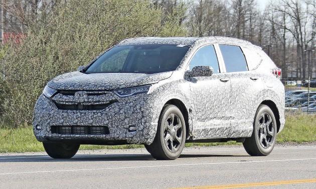 2018 Honda CR-V Price Release Date Changes Hybrid Specs