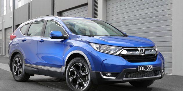 Honda Accord Trims >> 2018 Honda CR-V Hybrid Price Release Date Touring