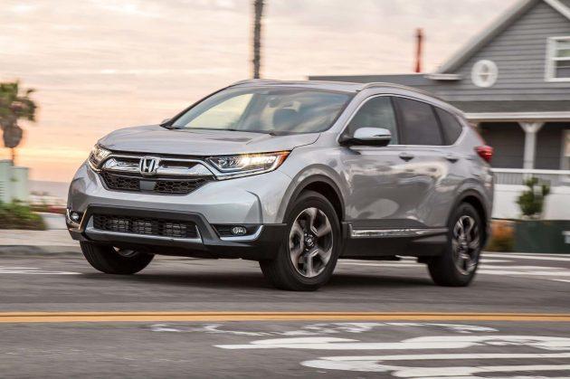 2018 Honda CR V Hybrid 630x419 2018 Honda CR V Hybrid Release Date