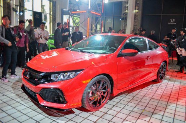 2018 Honda Civic Si 4 630x418 2018 Honda Civic Si Release Date and Price