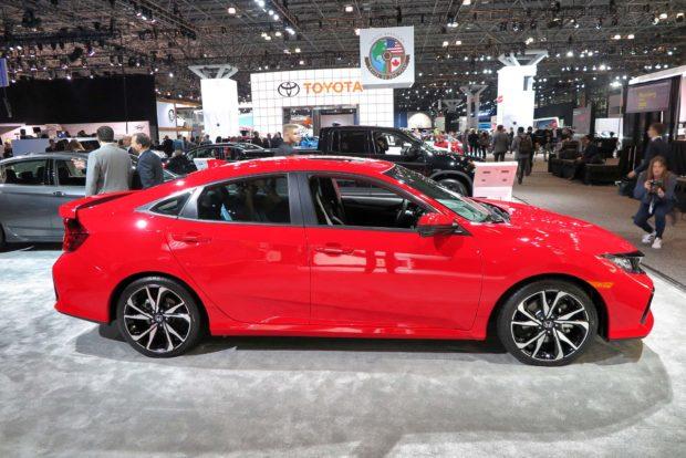 2018 Honda Civic Si Sedan 2018 Honda Civic Si Release Date and Price