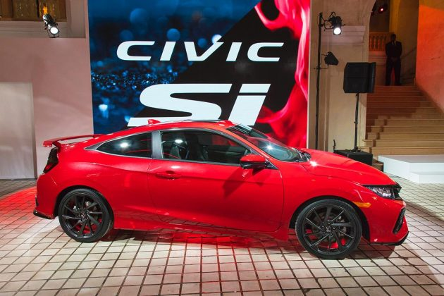 2018 Honda Civic Si ext 24 630x420 2018 Honda Civic Si Release Date and Price