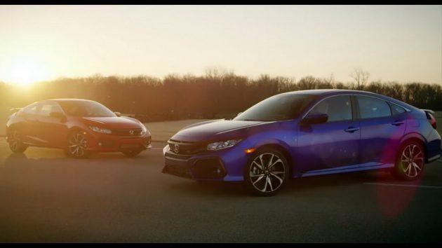 2018 Honda Civic Si sedan and coupe 630x354 2018 Honda Civic Si Release Date and Price