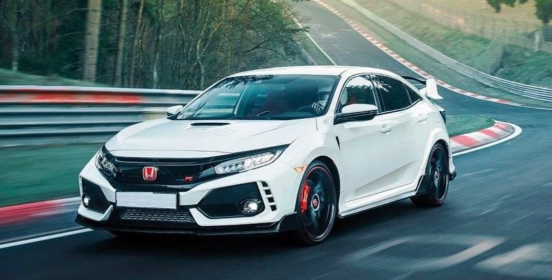2018 Honda Civic Type R Specs Price Sedan Release Date USA