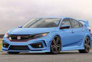 2018 Honda Civic Type R 3