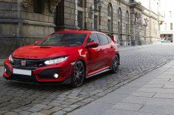 2018 Honda Civic Type R ext 1 250x166 2018 Honda Civic Type R Release date
