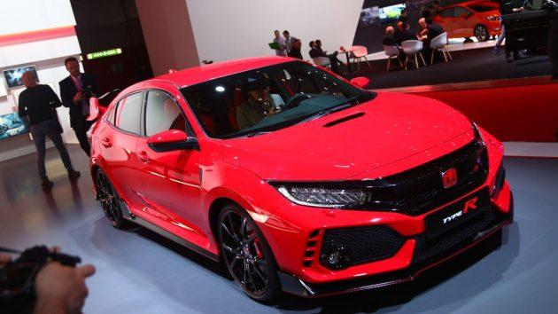 2018 Honda Civic Type R exterior 21.45.5 630x354 2018 Honda Civic Type R Release date