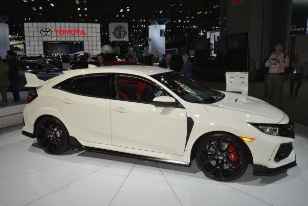 2018 Honda Civic Type R Usa Version 630x421 Release Date