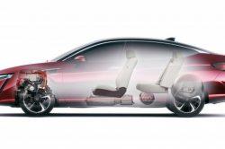 2018 Honda Clarity 3 250x166 2018 Honda Clarity Plug in Hybrid