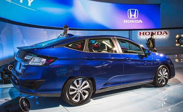 2018 Honda Clarity Plug in Hybrid 1 2018 Honda Clarity Plug in Hybrid