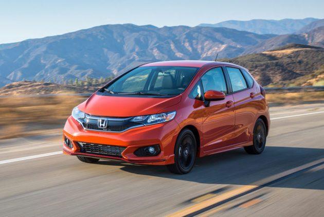 2018 Honda Fit 1 1 630x422 2018 Honda Fit Review