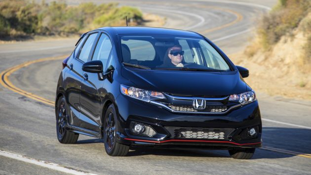 2018 Honda Fit ext 3 1 630x354 2018 Honda Fit Sport Specs