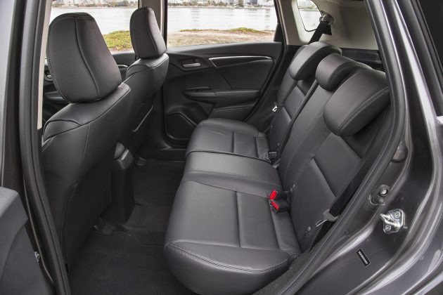 2018 Honda Fit interior 32 1 630x420 2018 Honda Fit Review