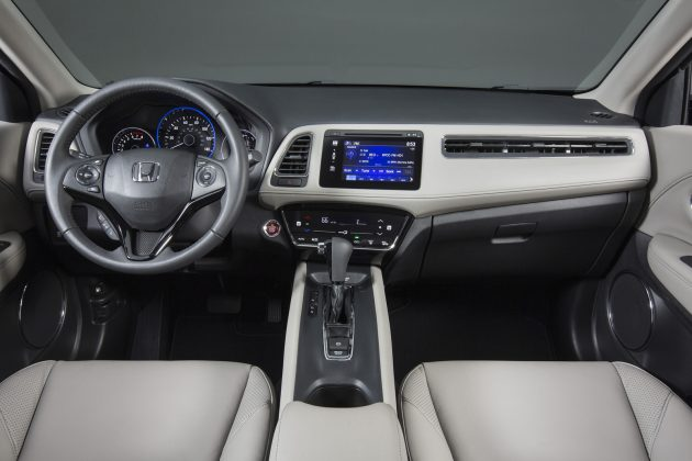 2018 Honda HR V interior 1 630x420 2018 Honda HR V Changes