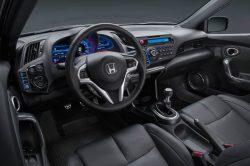 2018 Honda Interior 250x166 2018 Honda CR Z Release date