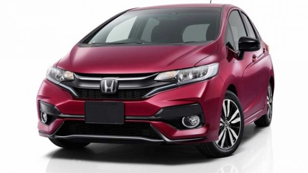 2018 Honda Jazz 341 630x354 2018 Honda Jazz Price