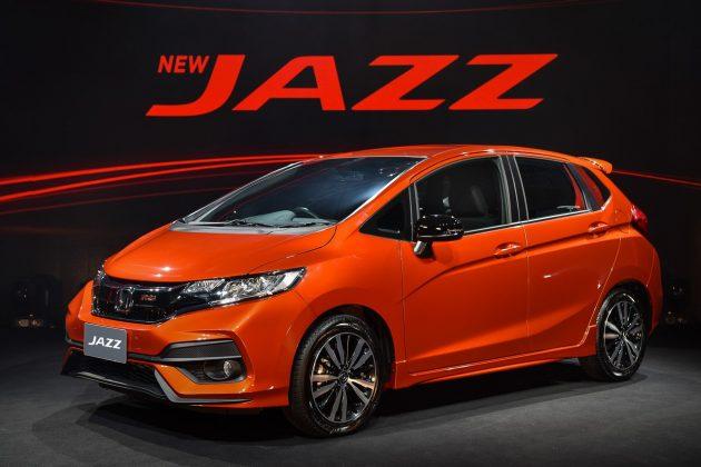 2018 Honda Jazz 45 630x420 2018 Honda Jazz Price
