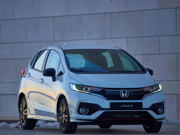 2018 Honda Jazz exterior 3 2018 Honda Jazz Price