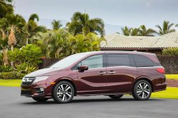 2018 Honda Odyssey 3 3 250x166 2018 Honda Odyssey Release Date and Changes