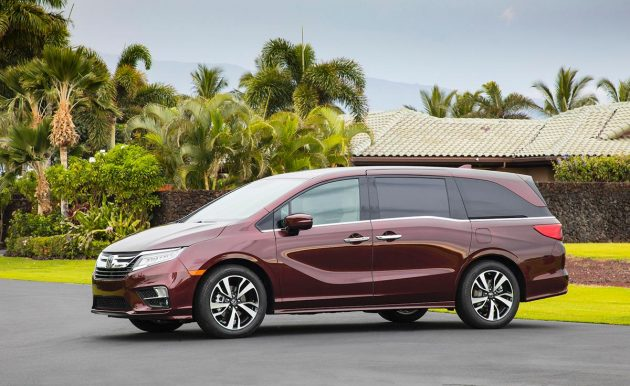 2018 Honda Odyssey 3 3 630x386 2018 Honda Odyssey Release Date and Changes