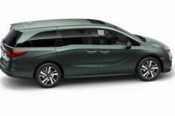 2018 Honda Odyssey exterior 250x166 2017 Honda Odyssey release date