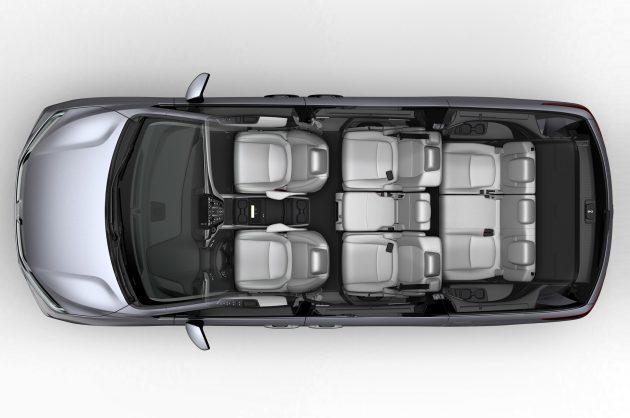 2018 Honda Odyssey interior 2 1 630x418 2018 Honda Odyssey Release Date