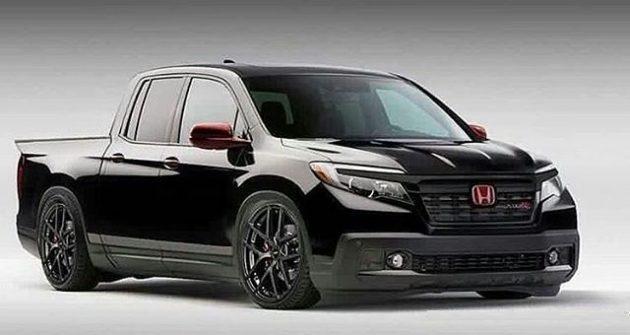 2018 Honda Ridgeline 34 630x335 2018 Honda Ridgeline Price