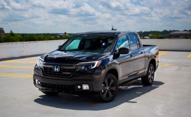 2018 Honda Ridgeline ext 630x385 2018 Honda Ridgeline Price
