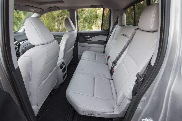 2018 Honda Ridgeline interior 1 630x420 2018 Honda Ridgeline Price