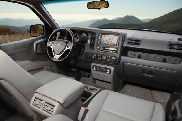 2018 Honda Ridgeline interior 630x420 2018 Honda Ridgeline Price