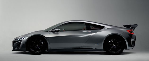 Acura Nsx Type R X