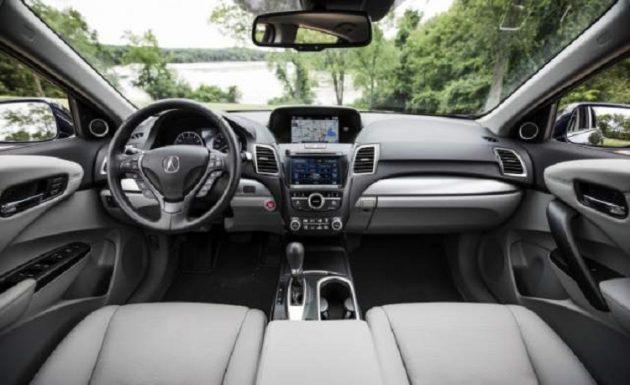 2019 Acura RDX 12 interior 630x385 2019 Acura RDX Release Date