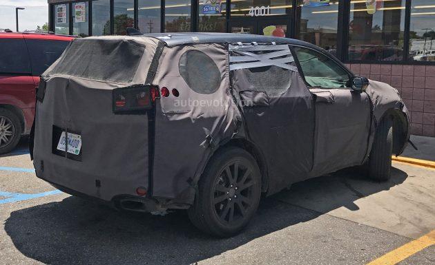 2019 Acura RDX exterior 23 630x385 2019 Acura RDX Release Date