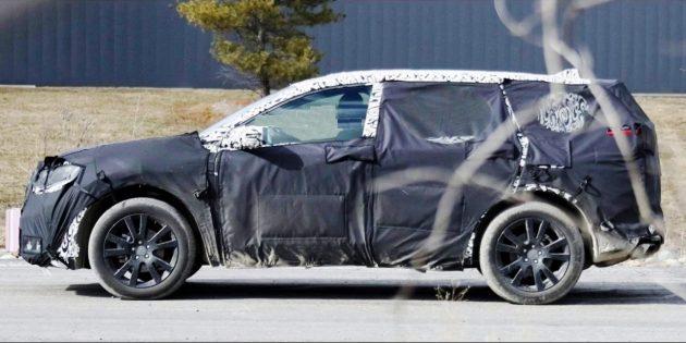 2019 Acura RDX exterior.43 630x315 2019 Acura RDX Release Date