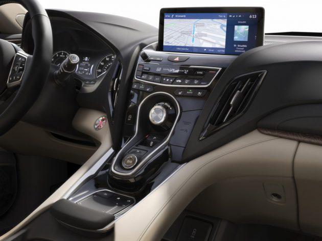 2019 Acura RDX interior 2 630x473 2019 Acura RDX Release Date