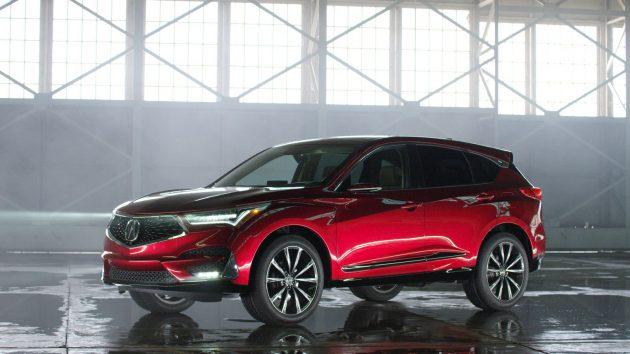 2019 Acura RDX.T 630x354 2019 Acura RDX Release Date