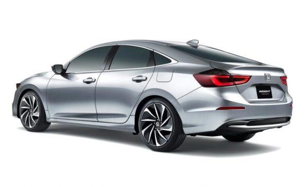 2019 Hnda Insight 630x386 Honda Release Date