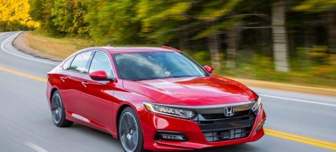 2019 Honda Accord Price
