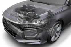 2019 Honda Accord engine 250x166 2019 Honda Accord Price