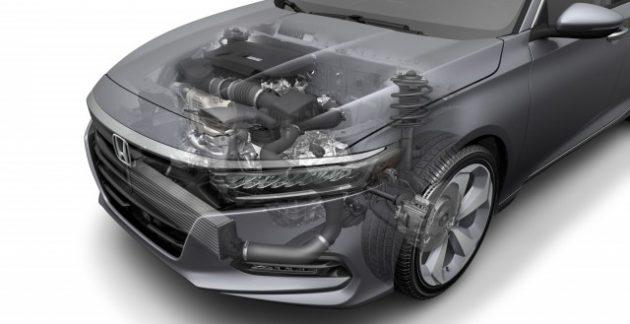 2019 Honda Accord engine 630x324 2019 Honda Accord Price
