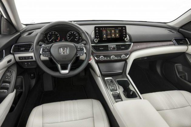 2019 Honda Accord interior 630x419 2019 Honda Accord Price