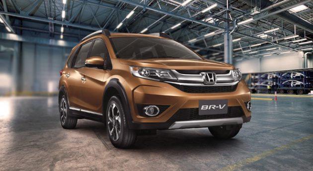 2019 Honda BR V 630x344 2019 Honda BR V Release Date