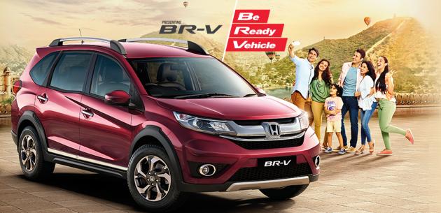 2019 Honda BR V e3 630x305 2019 Honda BR V Release Date
